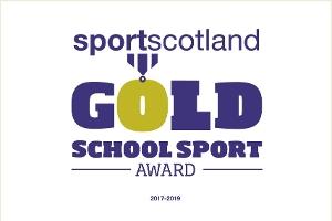Gold School Sports Award