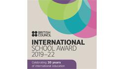 International Schools Award 2019-22 Icon